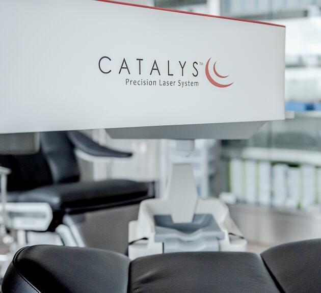 Système de Précision au Laser CATALYS