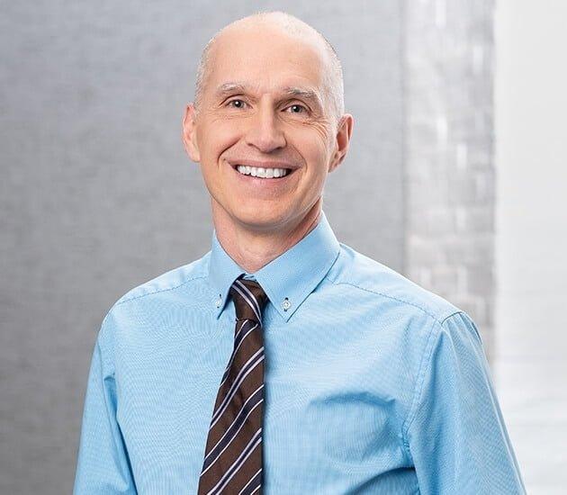 Dr Martin Boileau, FRCPC