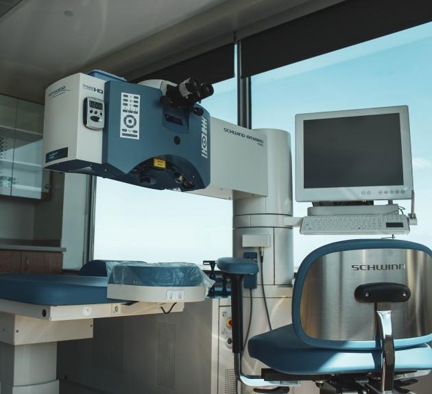 Laser SCHWIND AMARIS 750S