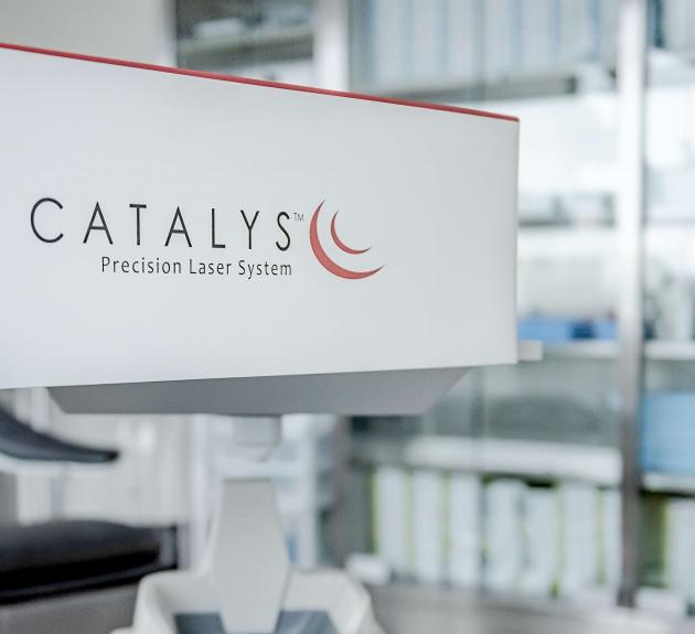 CATALYS Precision Laser System